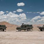 RG-31 el vehículo contra minas que usa el ejercito español