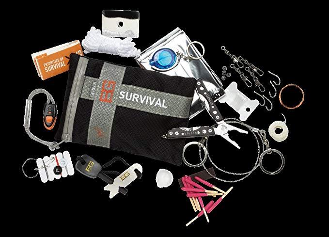 kit militar supervivencia