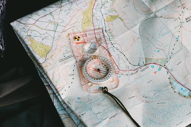 mapa orientación