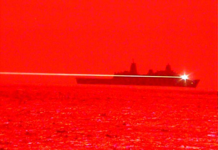 Laser marina estados unidos